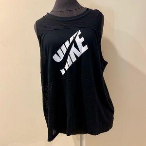 NWOT Nike mesh top